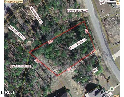 Lot 74 Cherryhill Dr, Diamondhead, MS 39525 (MLS #330244) :: Amanda & Associates at Coastal Realty Group