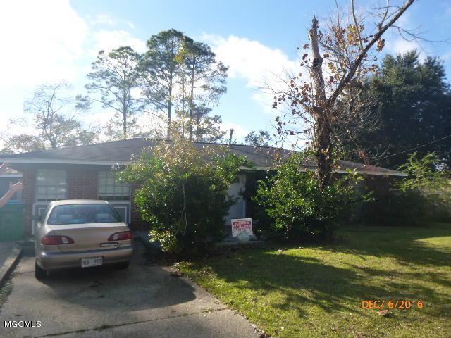 311 Gates Ave, Long Beach, MS 39560 (MLS #331762) :: Ashley Endris, Rockin the MS Gulf Coast