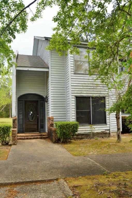 8112 Fairway Villa Dr, Gautier, MS 39553 (MLS #332062) :: Amanda & Associates at Coastal Realty Group
