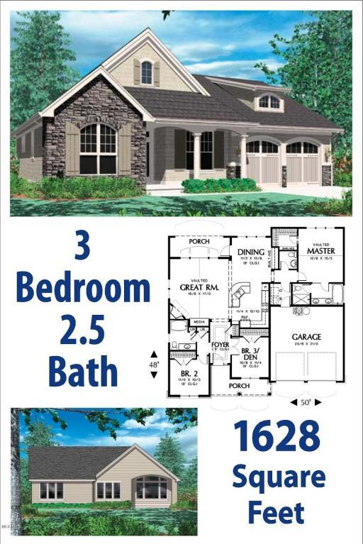 4313 Cobblestone Ln, Gautier, MS 39553 (MLS #332144) :: Ashley Endris, Rockin the MS Gulf Coast