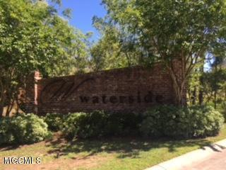 Lot 19 Lot 19 Channelside Drive Dr, Gulfport, MS 39507 (MLS #332774) :: Amanda & Associates at Coastal Realty Group