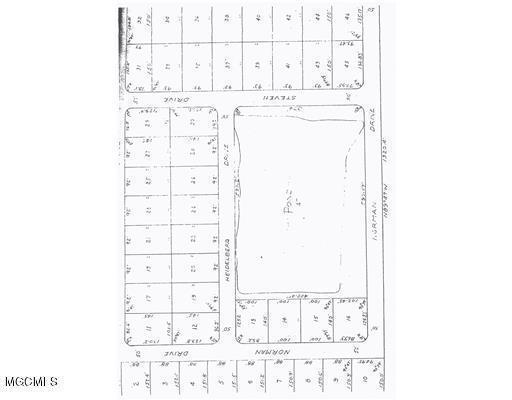0001 Raintree, Gautier, MS 39553 (MLS #332883) :: Amanda & Associates at Coastal Realty Group