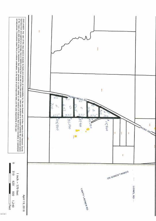 A Runnymede, Kiln, MS 39556 (MLS #332910) :: Amanda & Associates at Coastal Realty Group