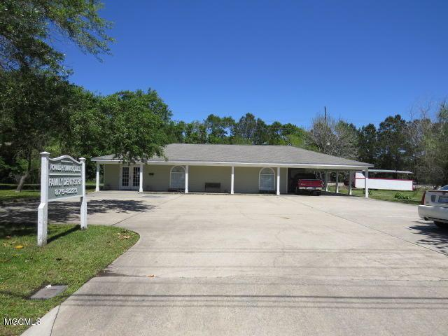 2323 Government St, Ocean Springs, MS 39564 (MLS #333218) :: Coastal Realty Group