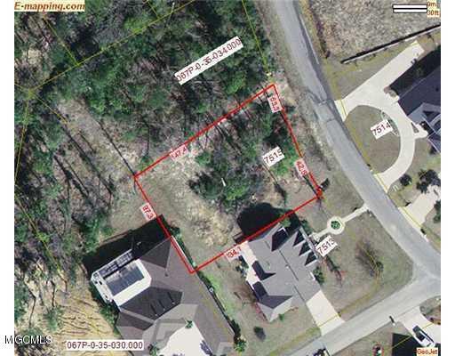 7515 Cherryhill Dr, Diamondhead, MS 39525 (MLS #334261) :: Amanda & Associates at Coastal Realty Group