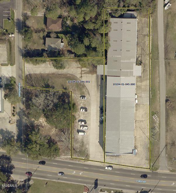 2234 E Pass Rd, Gulfport, MS 39507 (MLS #334385) :: Amanda & Associates at Coastal Realty Group
