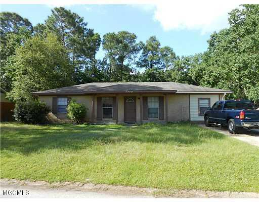 2501 Oxford Dr, Gautier, MS 39553 (MLS #334749) :: Amanda & Associates at Coastal Realty Group