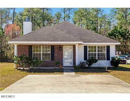 3313 55th Ave, Gulfport, MS 39501 (MLS #335367) :: Amanda & Associates at Coastal Realty Group