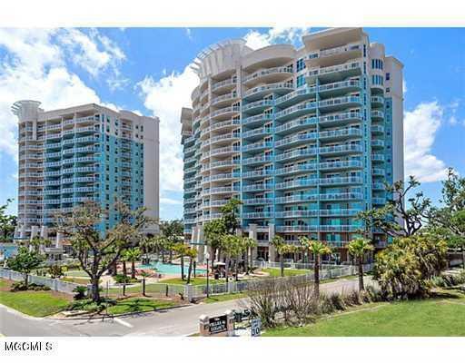 2230 Beach Dr #502, Gulfport, MS 39507 (MLS #335527) :: Amanda & Associates at Coastal Realty Group