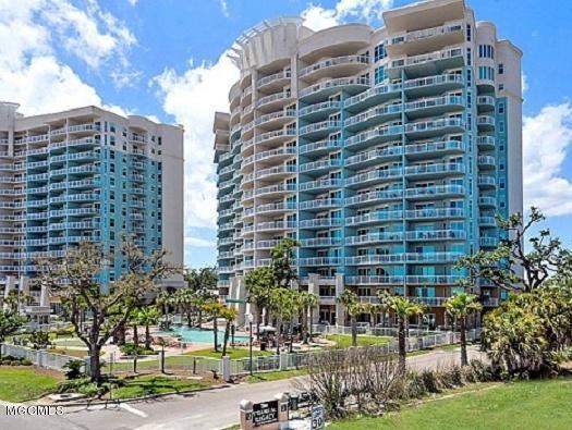 2230 Beach Dr #907, Gulfport, MS 39507 (MLS #335542) :: Amanda & Associates at Coastal Realty Group
