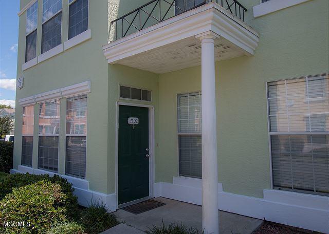 2252 Beach Drive #2102, Gulfport, MS 39507 (MLS #336718) :: Amanda & Associates at Coastal Realty Group