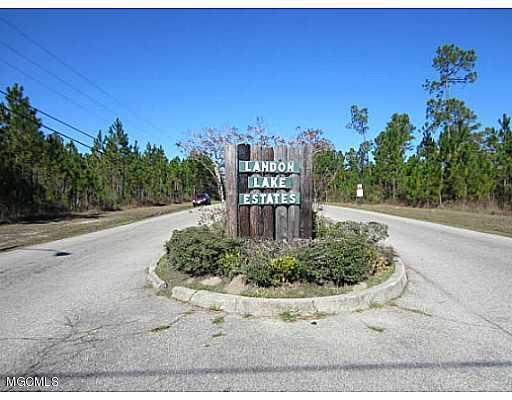 Lot 197 Landon Lake Blvd, Gulfport, MS 39503 (MLS #337907) :: Sherman/Phillips