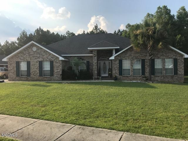 17327 Coventry Estates Blvd, D'iberville, MS 39540 (MLS #337983) :: Sherman/Phillips