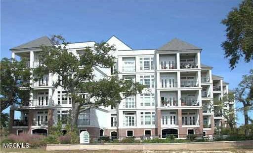 1100 W Beach Blvd #308, Pass Christian, MS 39571 (MLS #338032) :: Coastal Realty Group