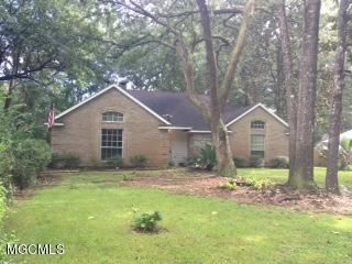 1909 Hemlock Dr, Gautier, MS 39553 (MLS #338626) :: Amanda & Associates at Coastal Realty Group