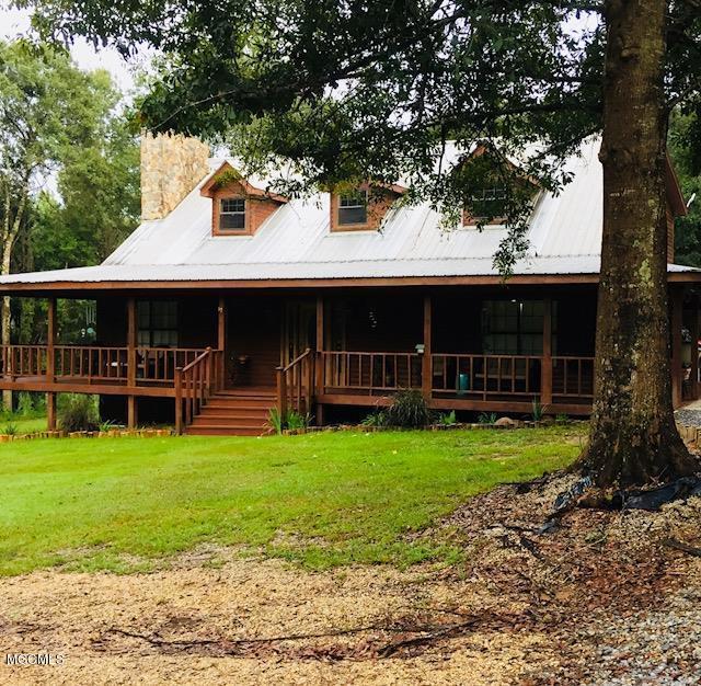 9341 Browns Rd, Picayune, MS 39466 (MLS #338960) :: Amanda & Associates at Coastal Realty Group