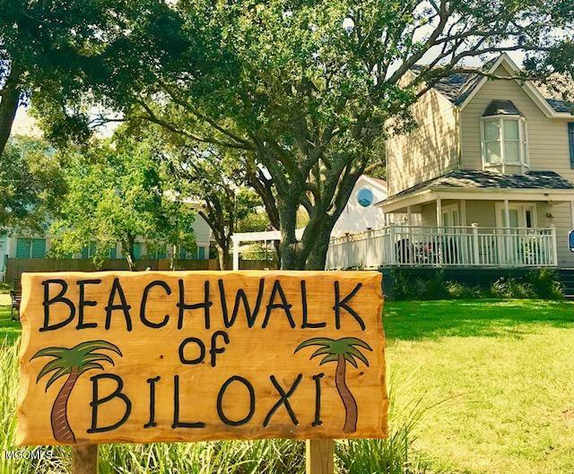 1318 B Beach Blvd #6, Biloxi, MS 39530 (MLS #339046) :: Coastal Realty Group