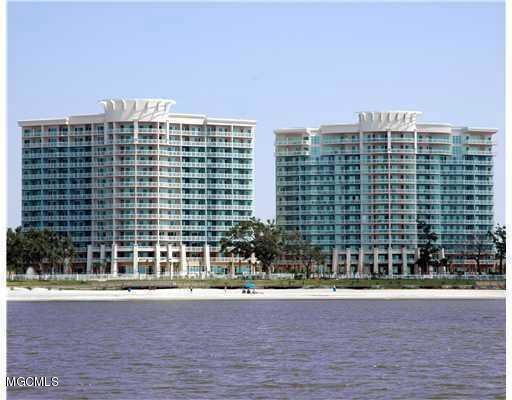 2228 Beach Dr #1201, Gulfport, MS 39507 (MLS #339121) :: Coastal Realty Group