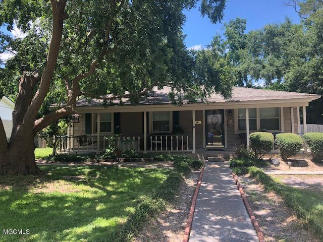 2111 Swetman Blvd, Gulfport, MS 39507 (MLS #339825) :: Amanda & Associates at Coastal Realty Group