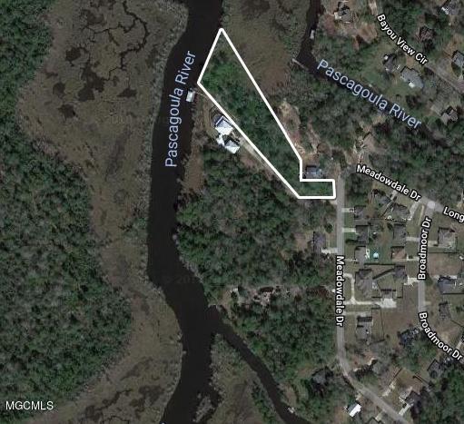 0 Meadowdale, Gautier, MS 39553 (MLS #339895) :: Amanda & Associates at Coastal Realty Group
