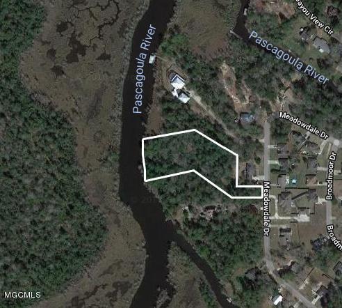 0 Meadowdale, Gautier, MS 39553 (MLS #339896) :: Amanda & Associates at Coastal Realty Group