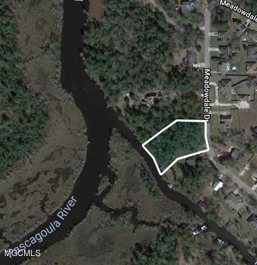 0 Meadowdale, Gautier, MS 39553 (MLS #339898) :: Amanda & Associates at Coastal Realty Group
