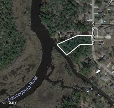 0 Meadowdale, Gautier, MS 39553 (MLS #339899) :: Amanda & Associates at Coastal Realty Group