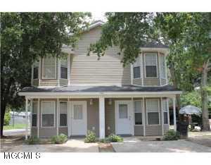 1422 37th Ave, Gulfport, MS 39501 (MLS #339943) :: Amanda & Associates at Coastal Realty Group