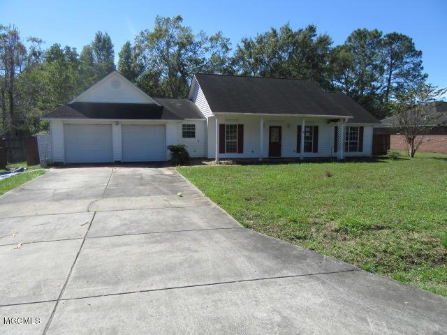 2407 Rolling Meadows Rd, Gautier, MS 39553 (MLS #339960) :: Amanda & Associates at Coastal Realty Group