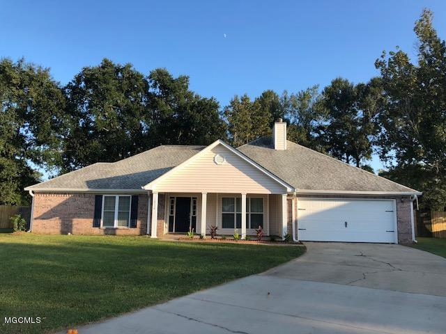 10114 Skyhawk Ct, Biloxi, MS 39532 (MLS #340053) :: Amanda & Associates at Coastal Realty Group