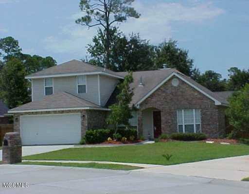 2257 Club Moss Cir, Biloxi, MS 39532 (MLS #340880) :: Amanda & Associates at Coastal Realty Group