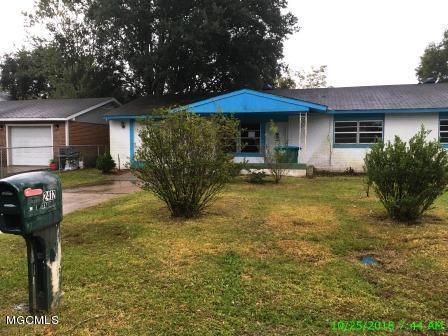 2412 Jackson Ave, Pascagoula, MS 39567 (MLS #341117) :: Sherman/Phillips