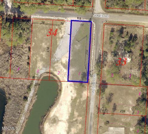 Lot 1 Allen Dr, Pass Christian, MS 39571 (MLS #341125) :: Amanda & Associates at Coastal Realty Group