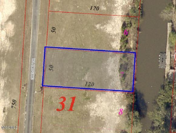 Lot 7 Gregory Ave, Pass Christian, MS 39571 (MLS #341216) :: Sherman/Phillips