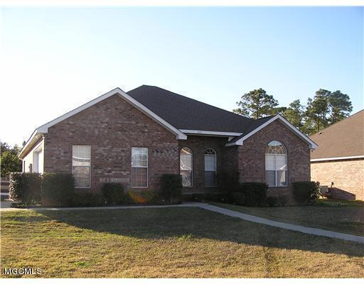 6501 Ryegrass Ln, Biloxi, MS 39532 (MLS #341480) :: Amanda & Associates at Coastal Realty Group