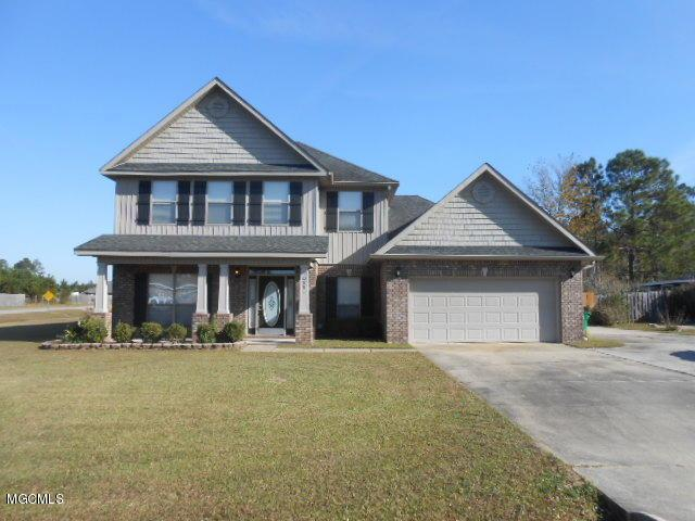 10331 Lake Forest Dr, Vancleave, MS 39565 (MLS #341751) :: Amanda & Associates at Coastal Realty Group