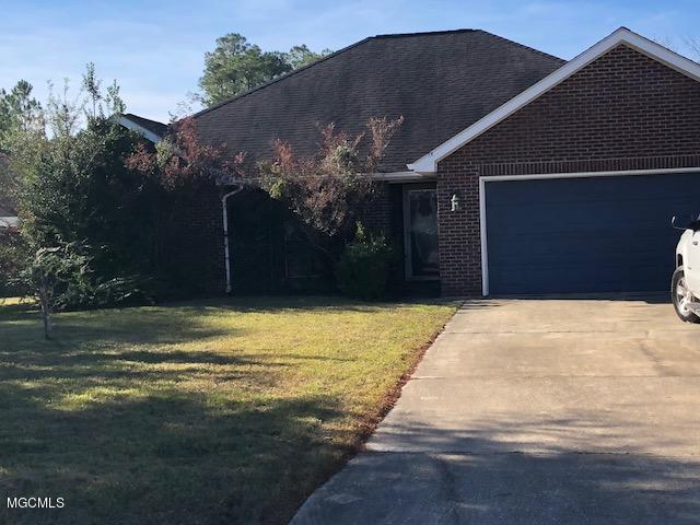8209 Mesa Drive Dr, Gautier, MS 39553 (MLS #341755) :: Amanda & Associates at Coastal Realty Group