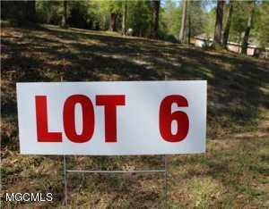 Lot 6 Oak Pl, Vancleave, MS 39565 (MLS #341961) :: Amanda & Associates at Coastal Realty Group