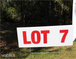 Lot 7 Oak Pl, Vancleave, MS 39565 (MLS #341962) :: Amanda & Associates at Coastal Realty Group