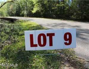 Lot 9 Oak Pl, Vancleave, MS 39565 (MLS #341964) :: Amanda & Associates at Coastal Realty Group