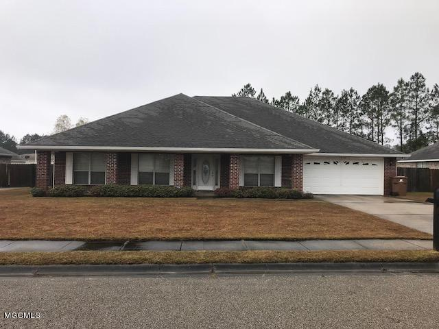 17135 Coventry Estates Blvd, D'iberville, MS 39540 (MLS #342060) :: Sherman/Phillips