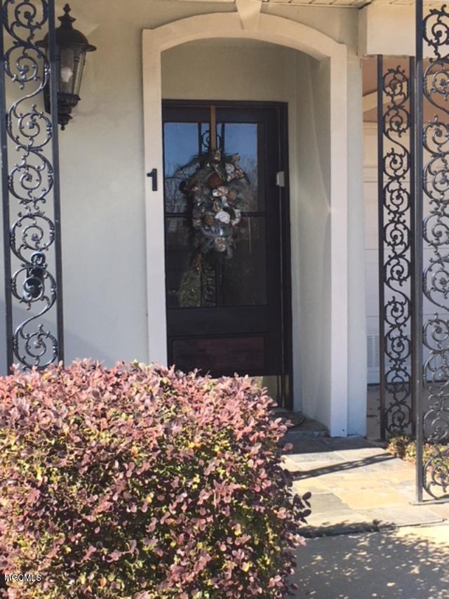 1 Oak Alley Ln, Long Beach, MS 39560 (MLS #342527) :: Sherman/Phillips