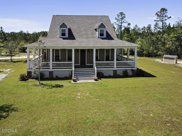 25265 Redmond Rd, Saucier, MS 39574 (MLS #343308) :: Amanda & Associates at Coastal Realty Group