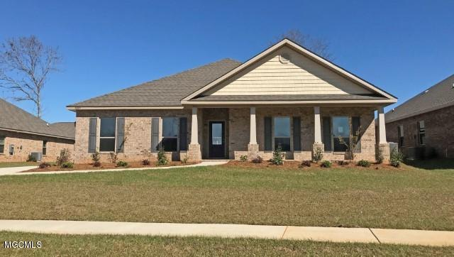 1031 Brackish Pl, Ocean Springs, MS 39564 (MLS #343453) :: Amanda & Associates at Coastal Realty Group