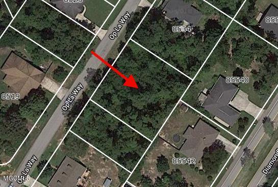 Lot36&37 Op La Way, Diamondhead, MS 39525 (MLS #343704) :: Amanda & Associates at Coastal Realty Group