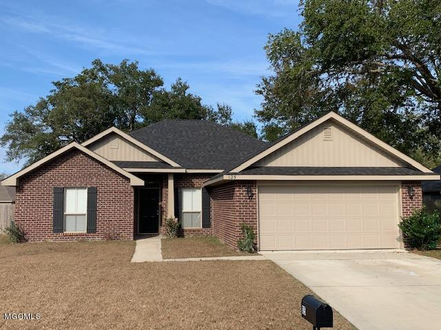 125 Cattail Ln, Ocean Springs, MS 39564 (MLS #344326) :: Amanda & Associates at Coastal Realty Group