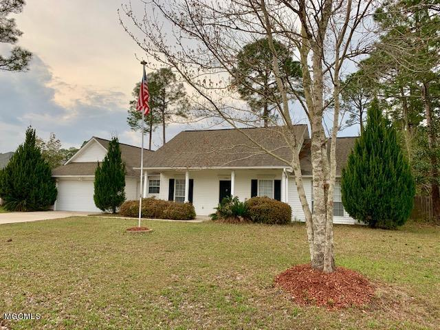 1900 Woodville Ln, Gautier, MS 39553 (MLS #345452) :: Coastal Realty Group