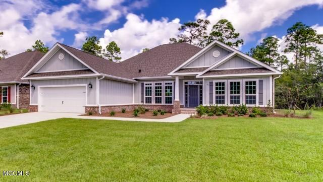 13402 Mayfair Ln, Biloxi, MS 39532 (MLS #345554) :: Amanda & Associates at Coastal Realty Group