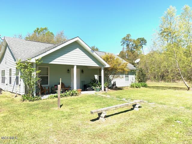 5360 Lower Bay Rd, Bay St. Louis, MS 39520 (MLS #345892) :: Sherman/Phillips