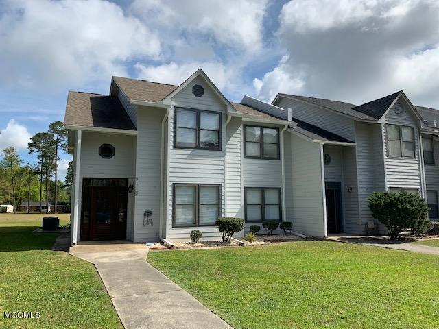 8118 Fairway Villa Dr, Gautier, MS 39553 (MLS #346233) :: Coastal Realty Group